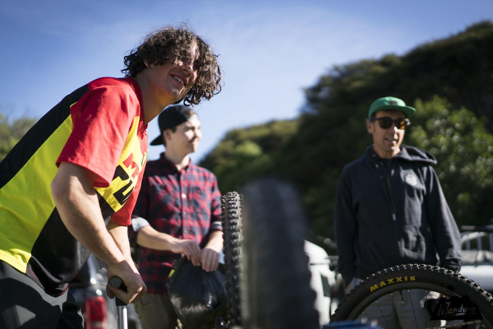 NZ Enduro Day One