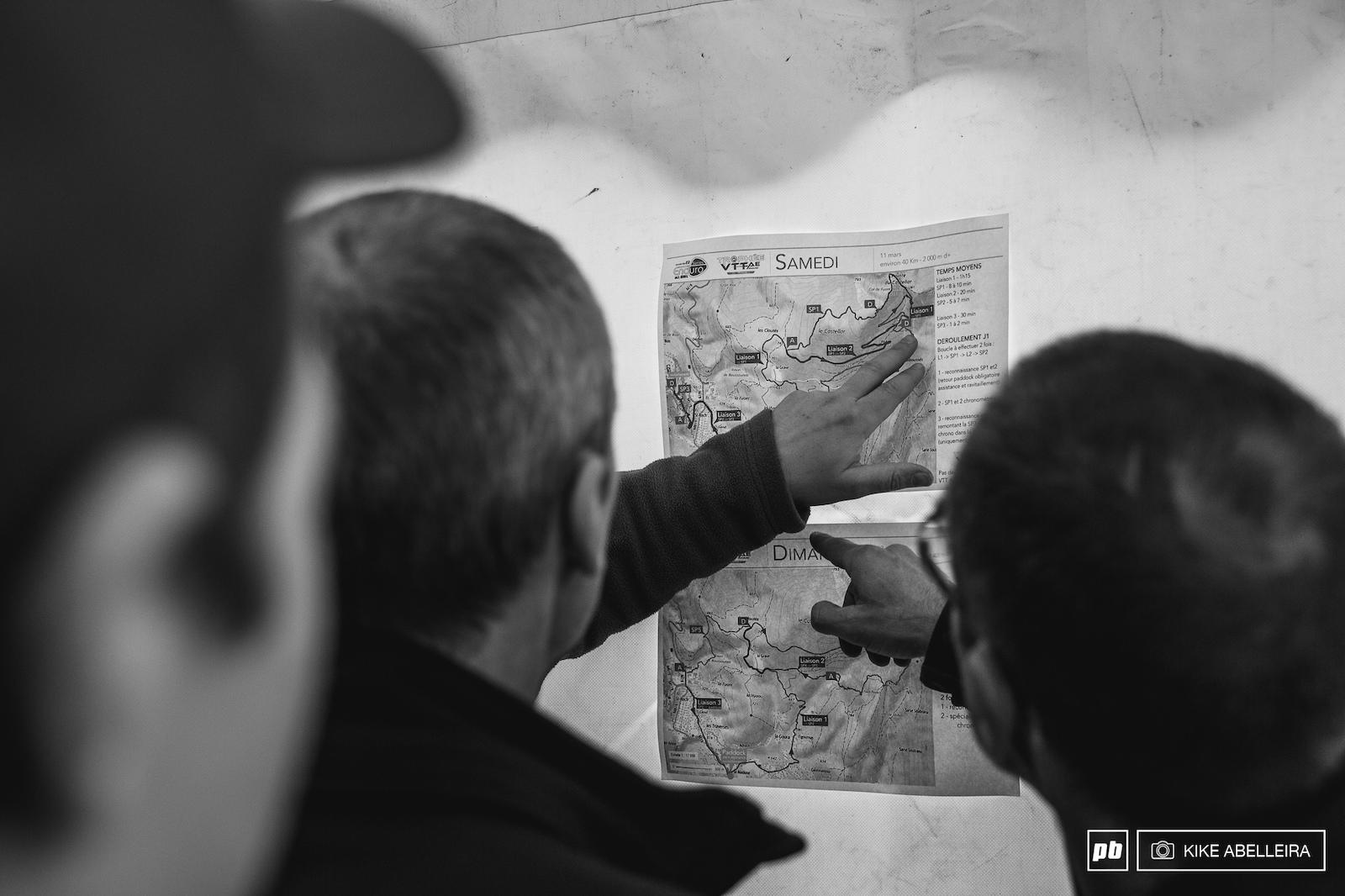 Maps checkout