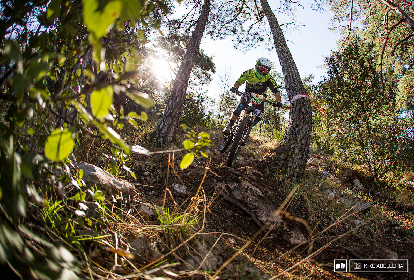 2017 French Enduro Series Rd 1 Levens. Day One