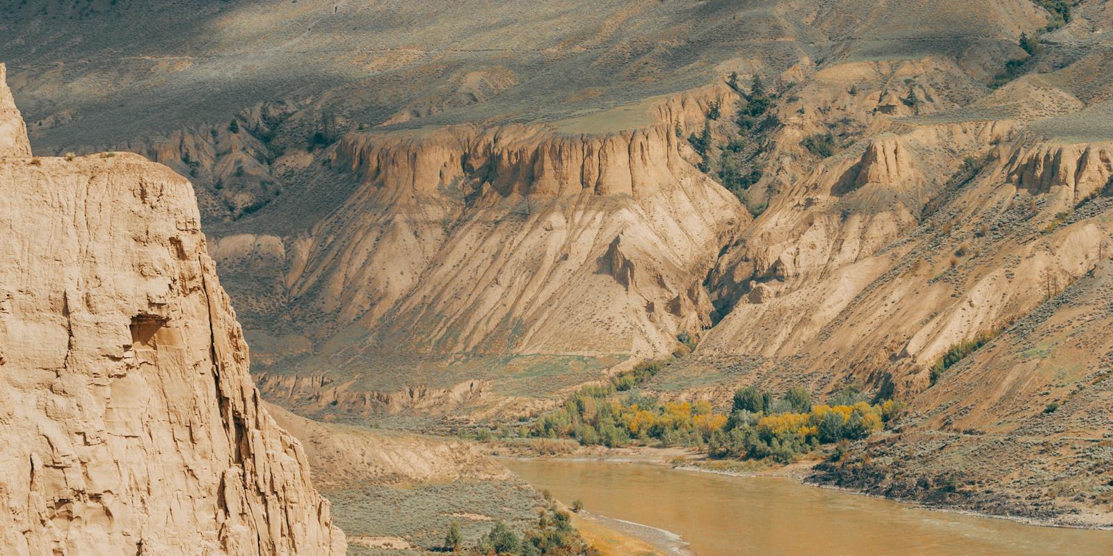 Fraser River - KC Deane