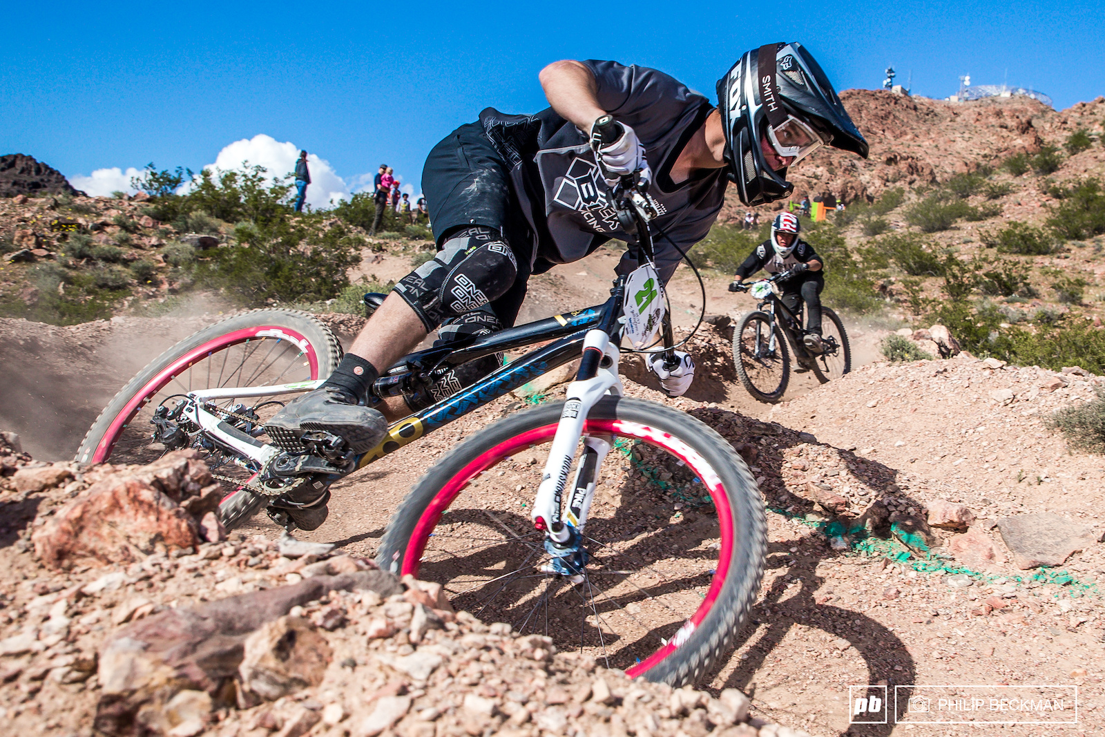 Angelo Loskota was the man to beat in Saturday s Dual Slalom.