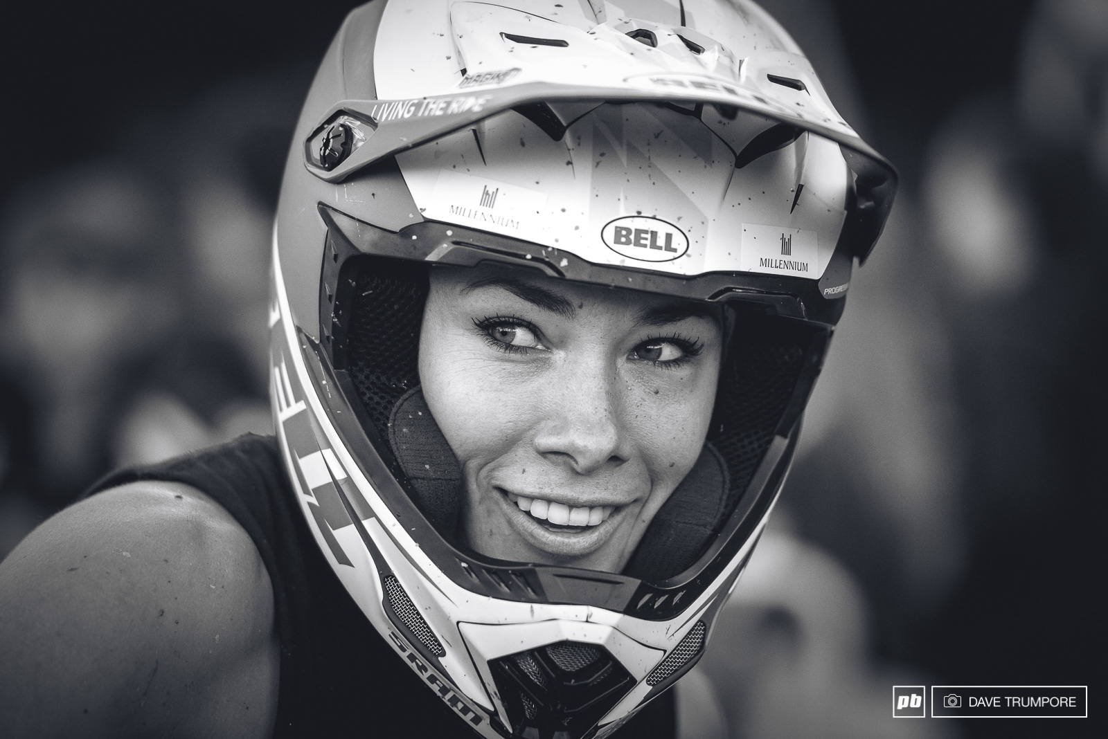 Back from a year focusing on the BMX and the Olympics Caroline Buchanan has her sights set on Queen of Crankworx for 2017.