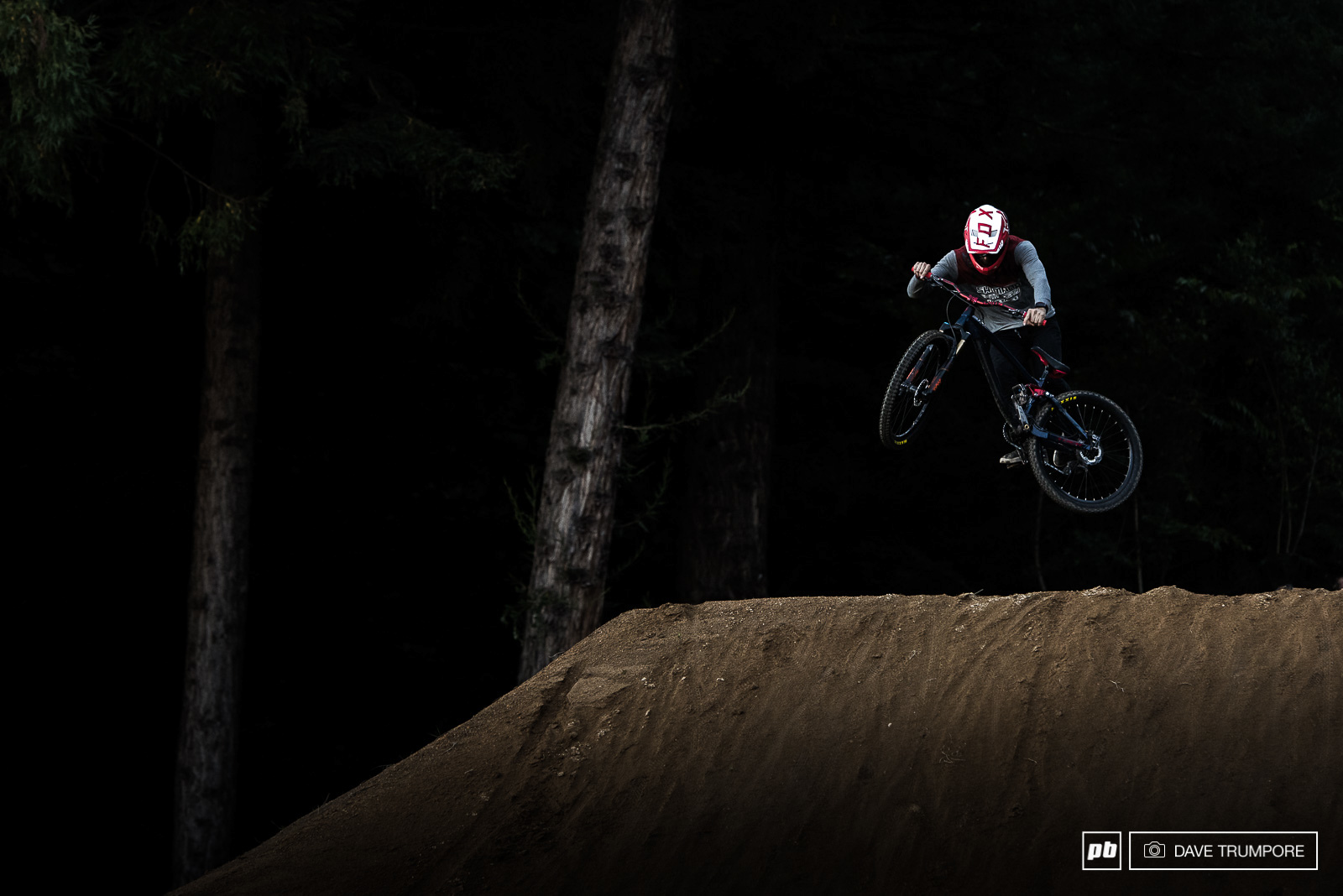 Some riders prefer to flip and spin while others would rather take off a foot or two.