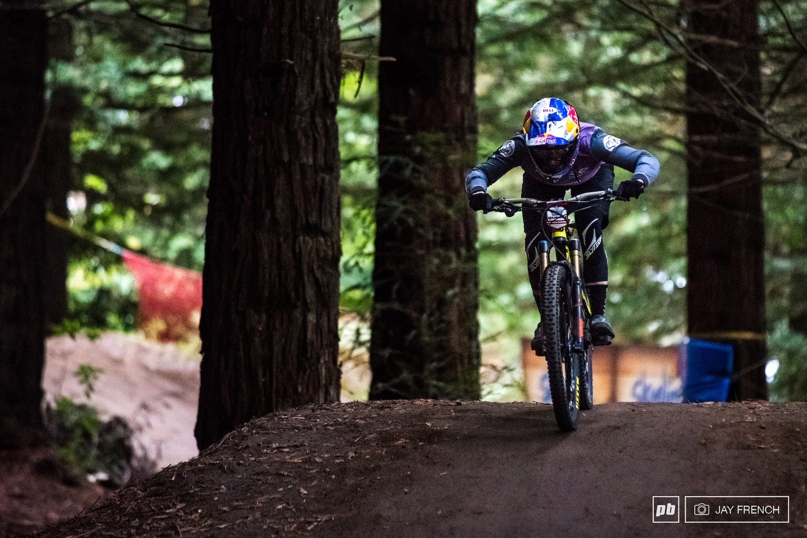 Jill made 2nd today and secured herself another Queen of Crankworx result.