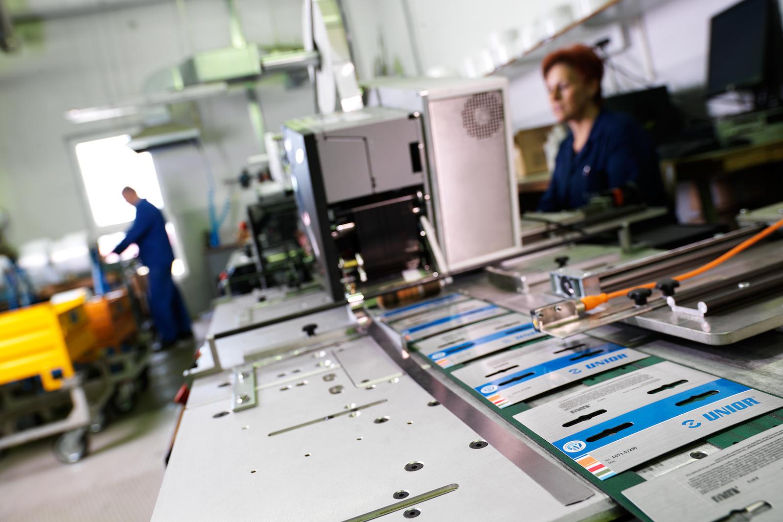 Unior Tools Factory