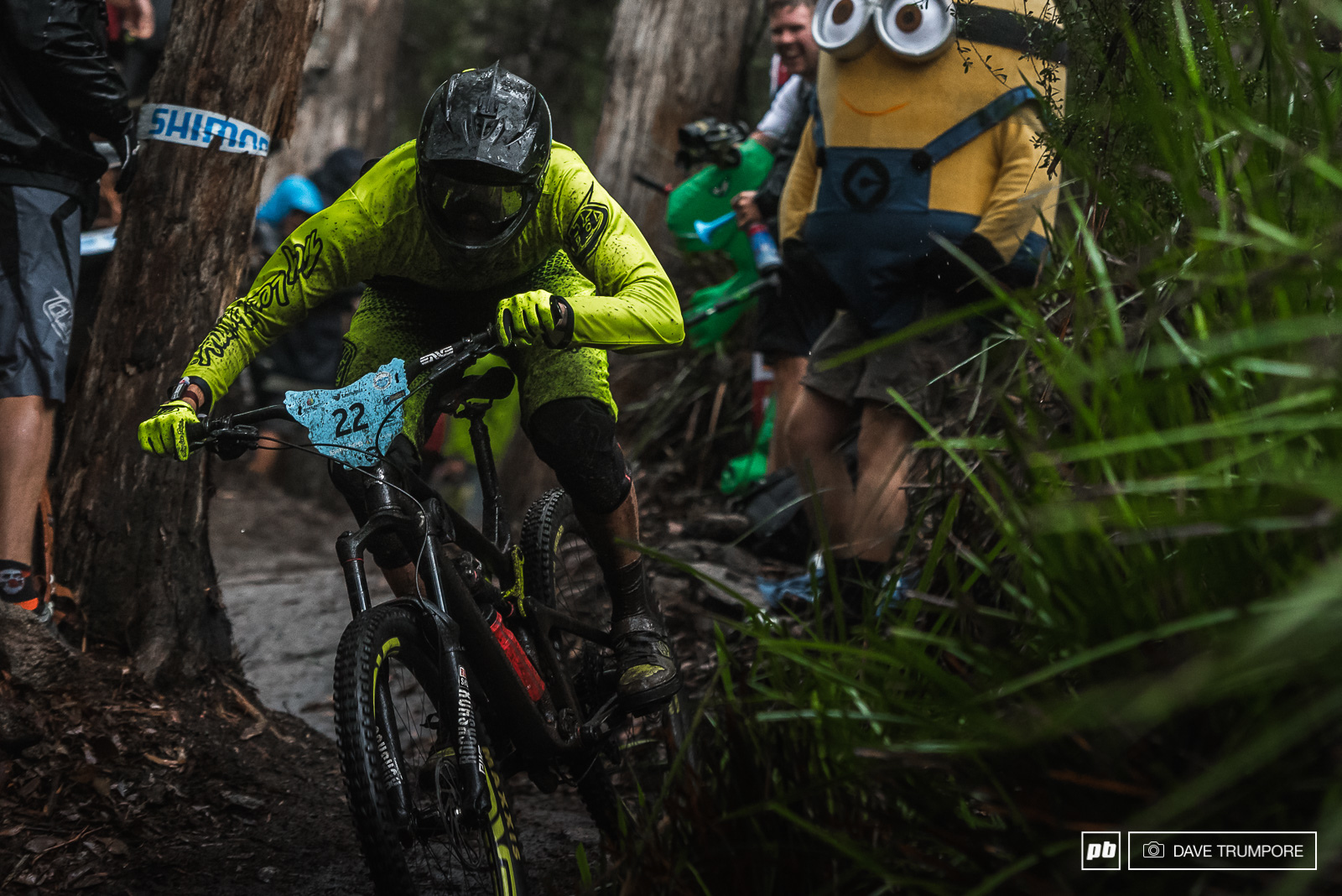 Jack Moir showing his skill and fitness with a 10th in Tasmania. Will we see the DH racer contest more rounds now that he sits high up in the points