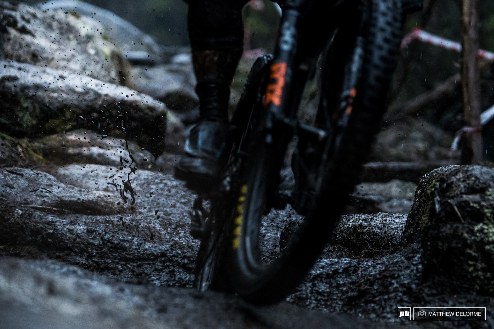Enduro World Series Tasmania Race Day Photo Epic