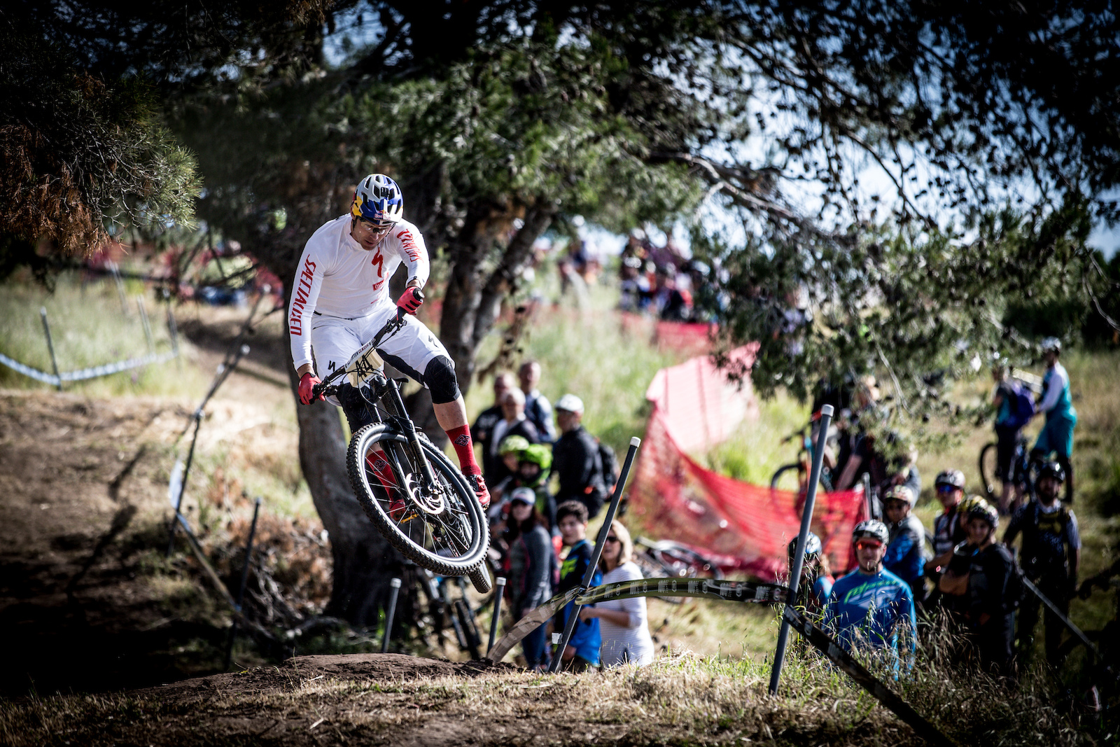 Curtis Keene Scrubbin the Double with style on stage 1