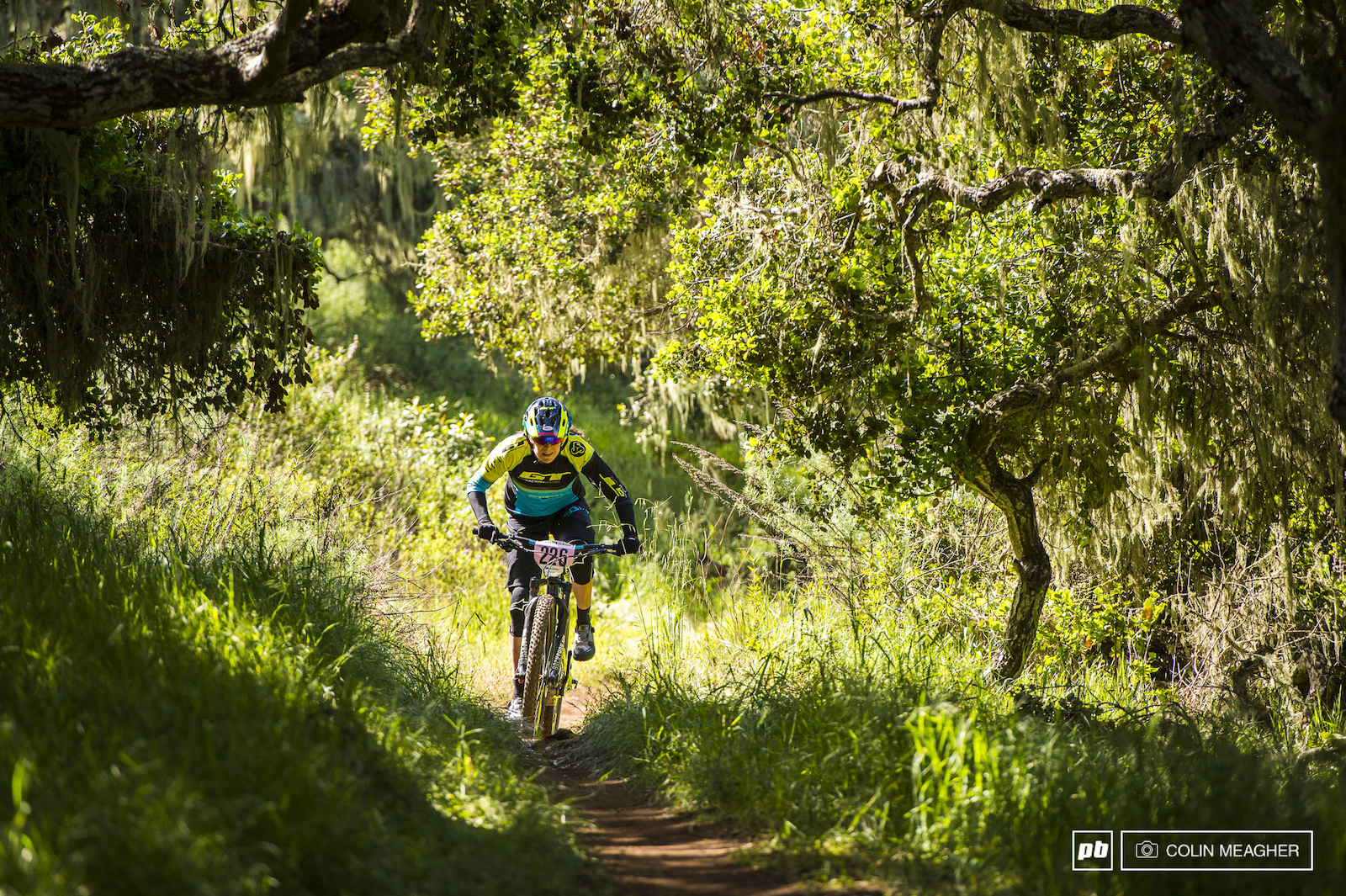 Despite rough outings in the first two EWS races of 2017 Anneke Beerten came alive at Sea Otter and left no doubts in anyone s minds as to her level of fitness and health this year finishing 31 seconds up on Rae Morrison.