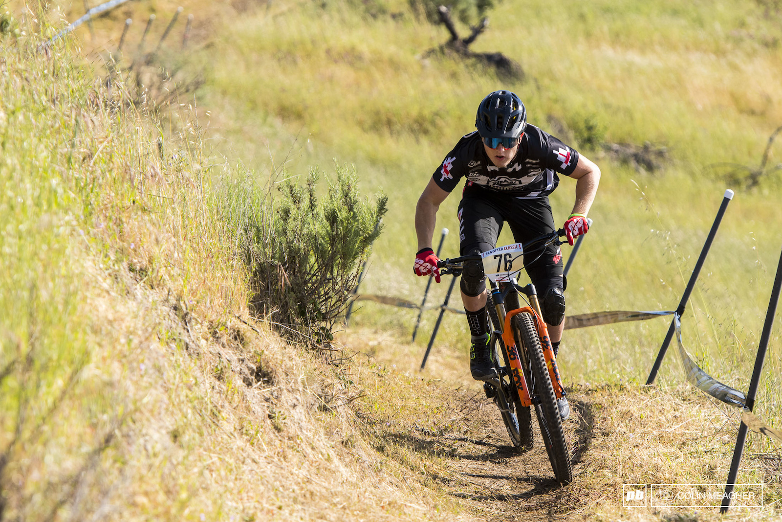 Former Road Bike Action editor Spencer Rathkamp is no stranger to dirt and his top 20 time shows that he can put it down.