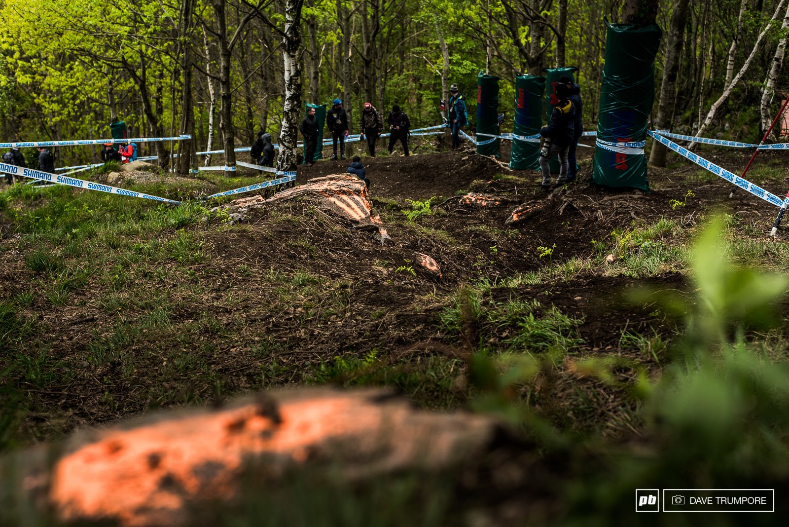 Loamy hero dirt full of rocks. Lourdes have mercy.