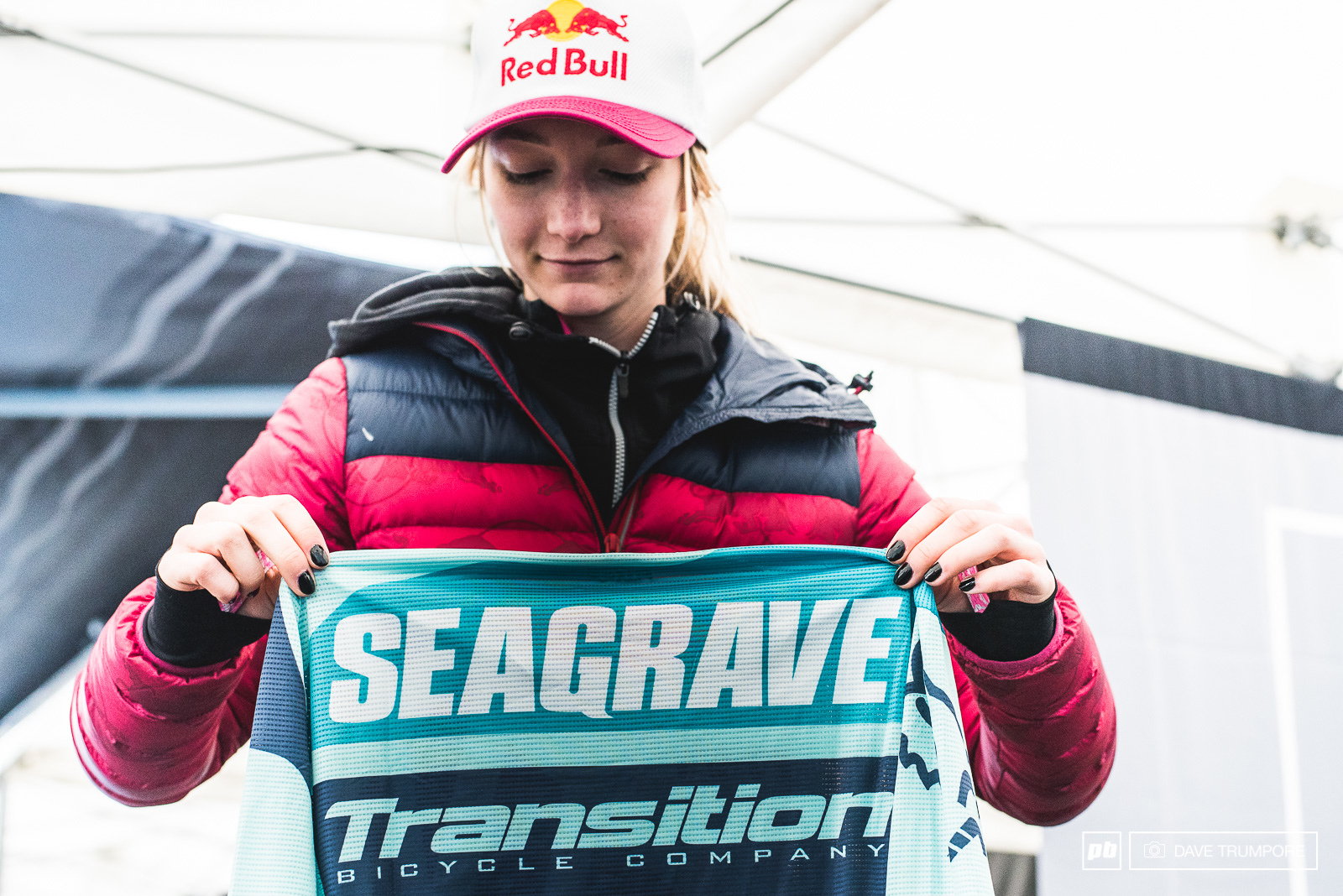 Tahnee Seagrave unwraps some fresh new kit.