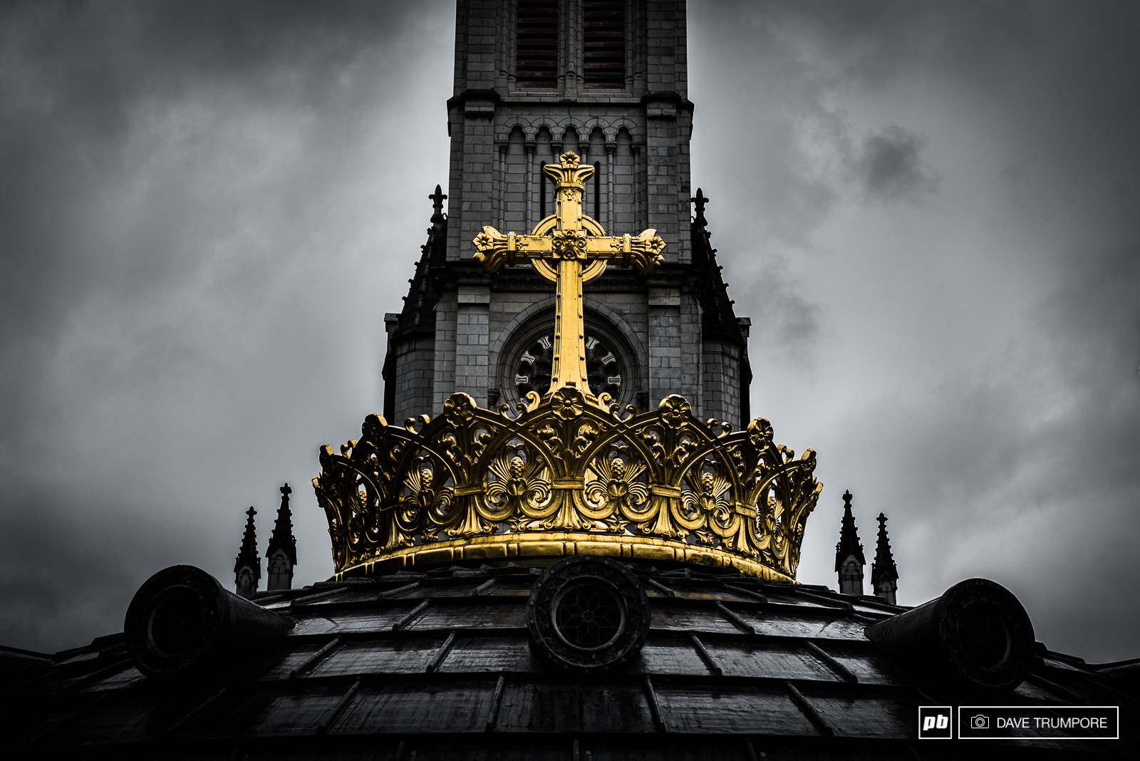 Who will wear the crown and skip town with all the gold in Lourdes this weekend Stay tuned to find out.