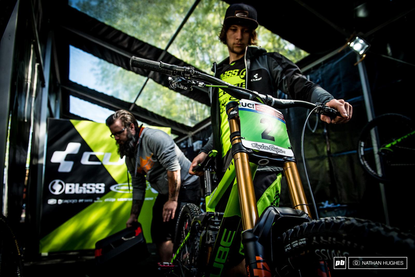 Look out for the number 2 ranked junior going into the season Germany s Max Hartenstern the new signing to ride alongside Walker and Williamson.