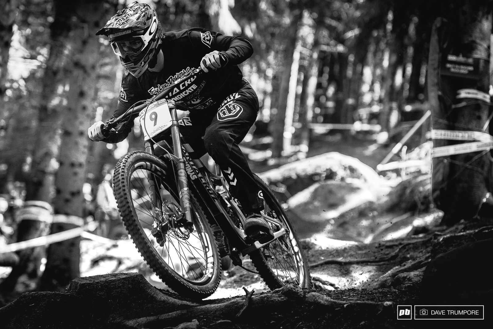 Luca Shaw put down his best quail run ever to take third making in a 1 3 6 day for the new big wheeled V10.