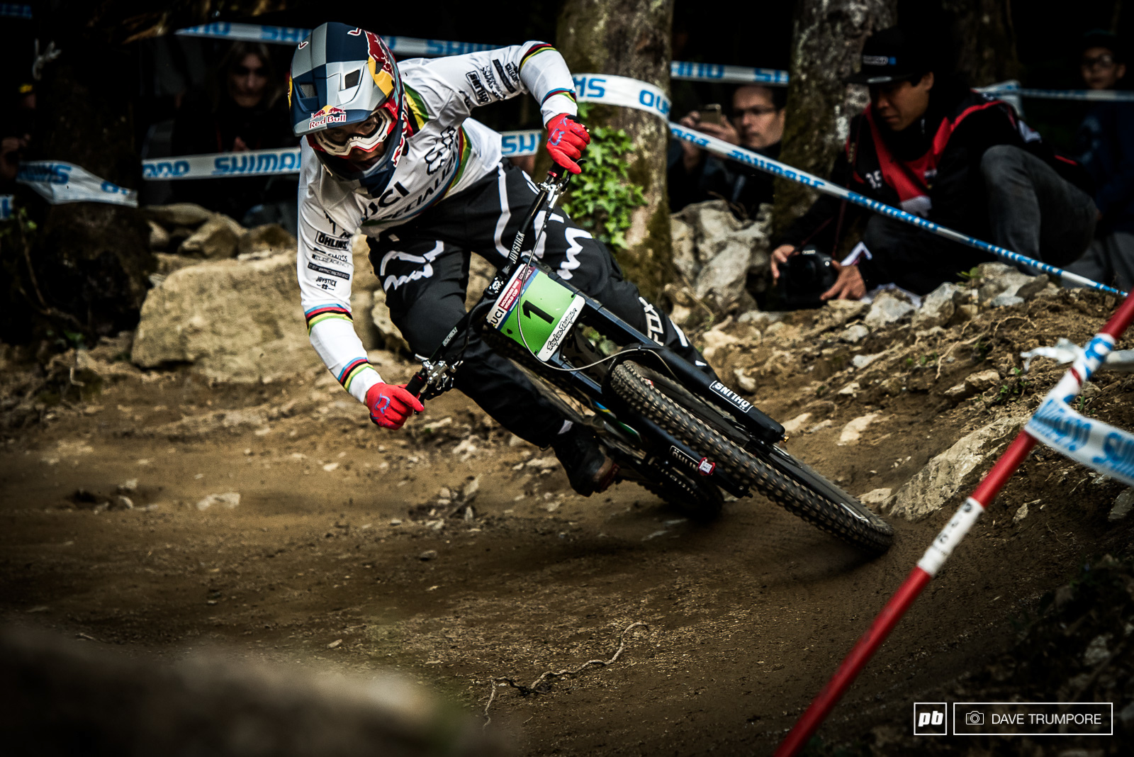 Finn Iles rebounded from a slow qualifier to grab the top spot once again in the junior race.