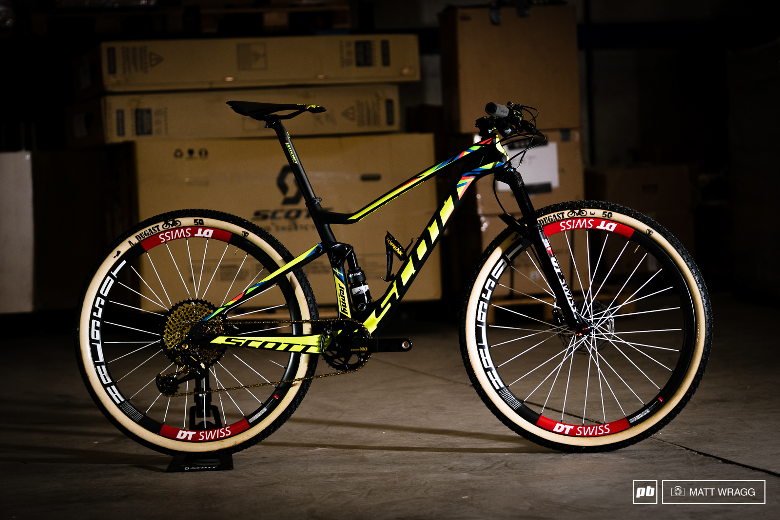 f5e19959361 The Olympic Bike: Developing the Scott Spark - Pinkbike