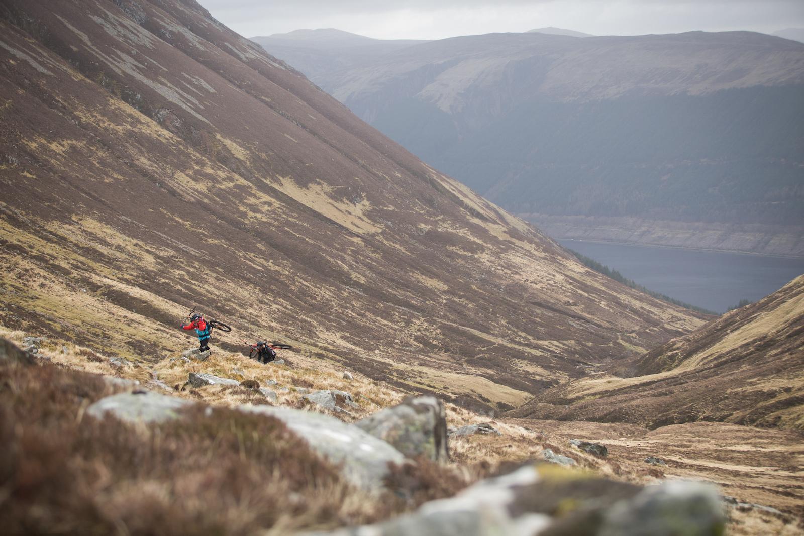 The Great Glen - The Hard Way