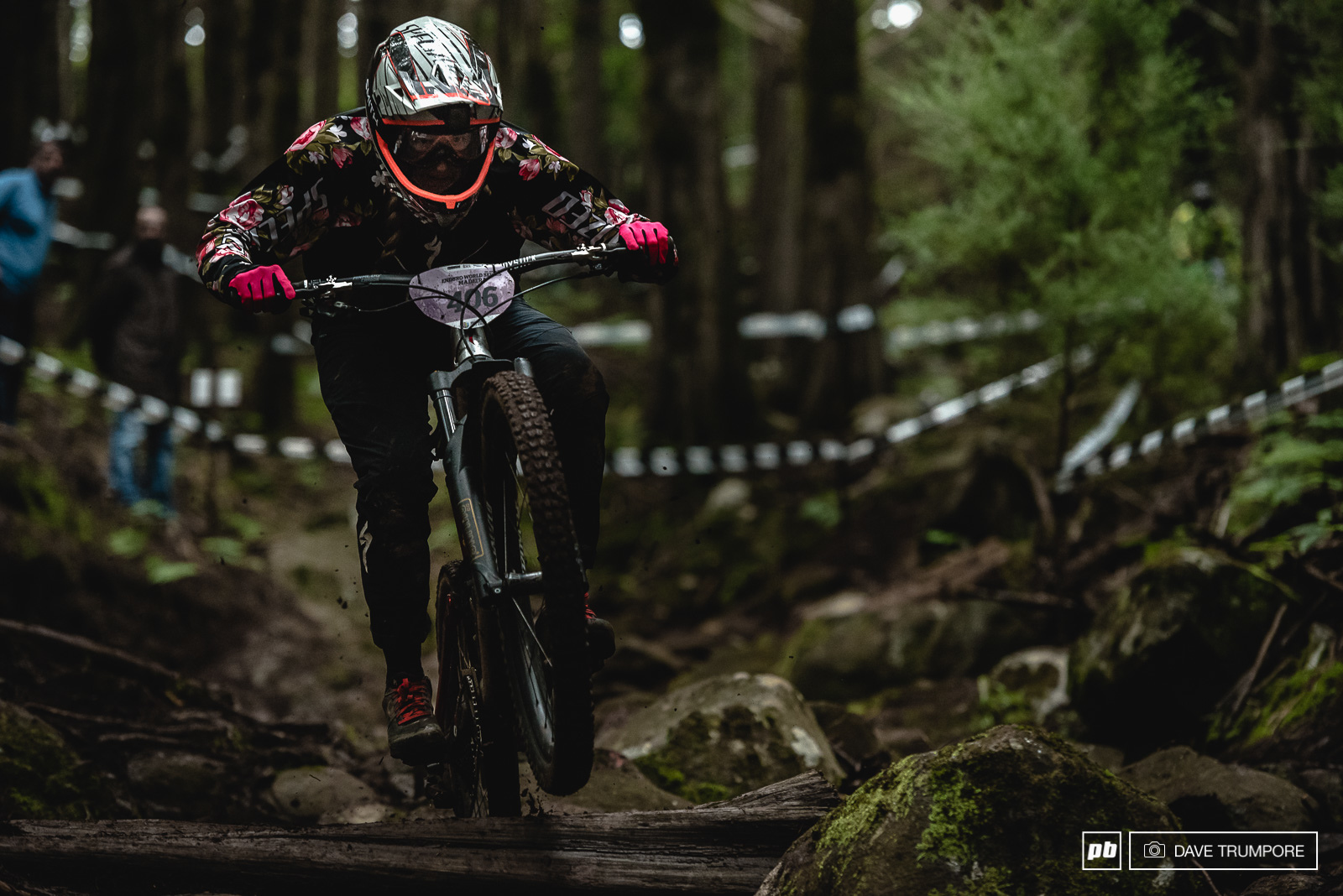 Miranda Miller is making her second EWS appearance of the season