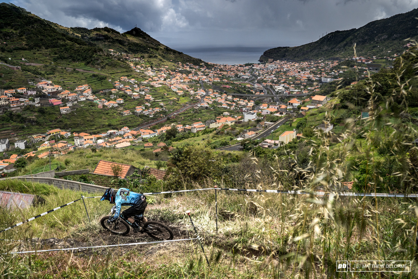 Enduro World Series Round 3 Madeira Practice Photo Epic