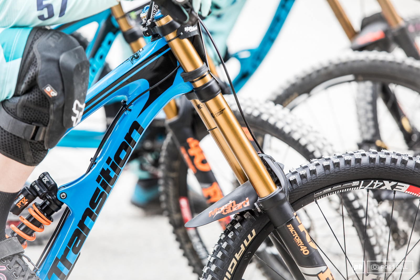 Transition TR11 2017 Carbon Downhill racer