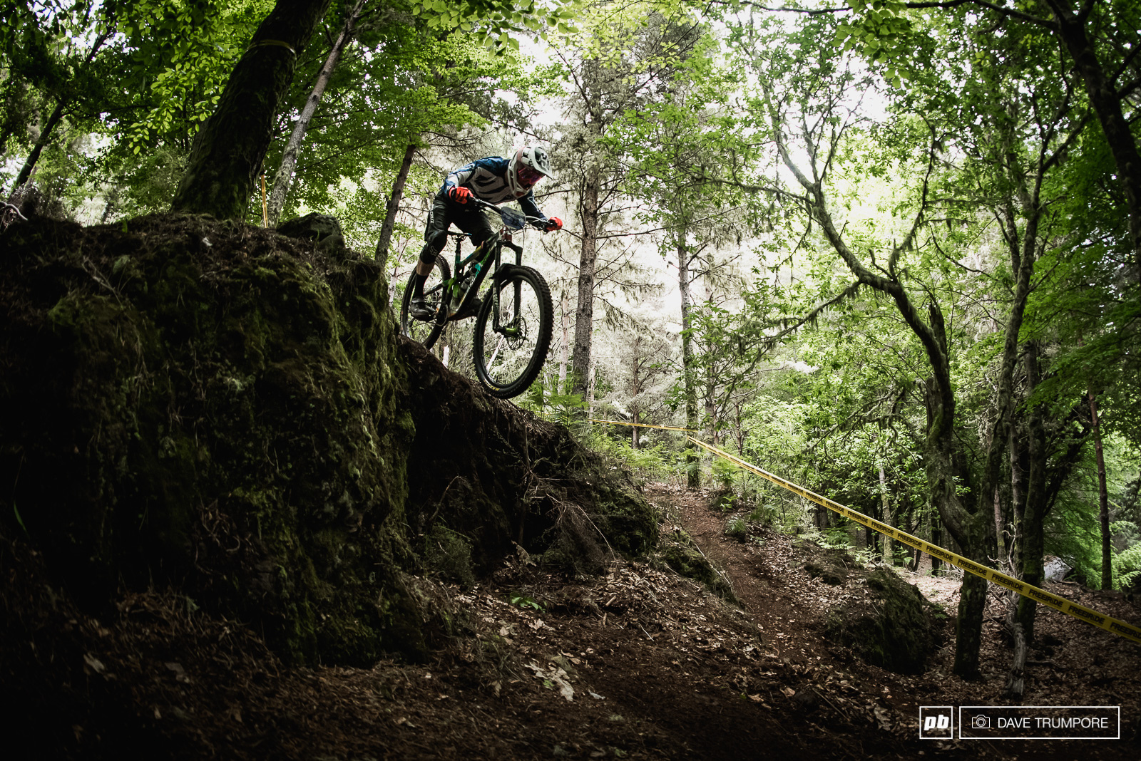Mark Scott was looking to one of his best EWS finishes but a flat on Stage 7 pushed him down to 13th.