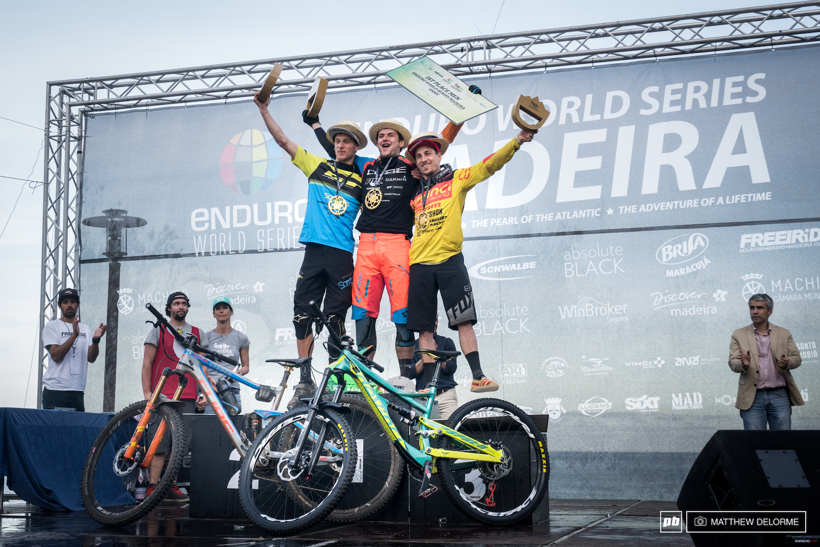 Enduro World Series Round 3 Madeira - Race Day 2 Photo Epic