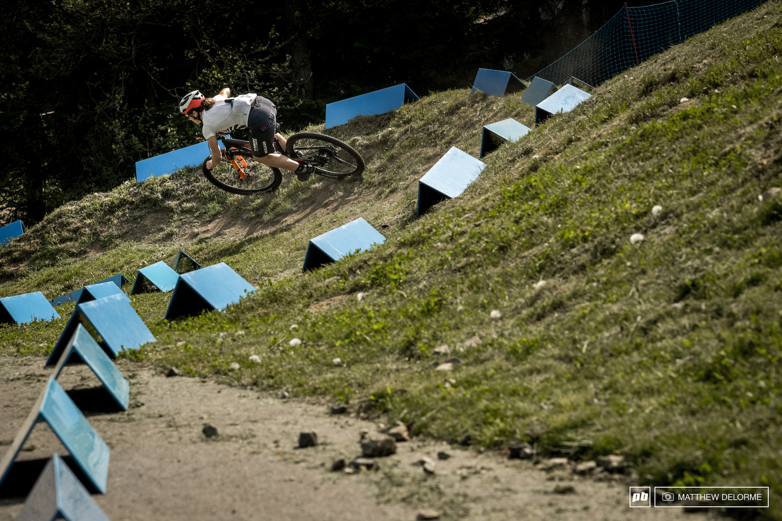 XC World Cup Round 1 Nove Mesto - Course Preview With T-Mo