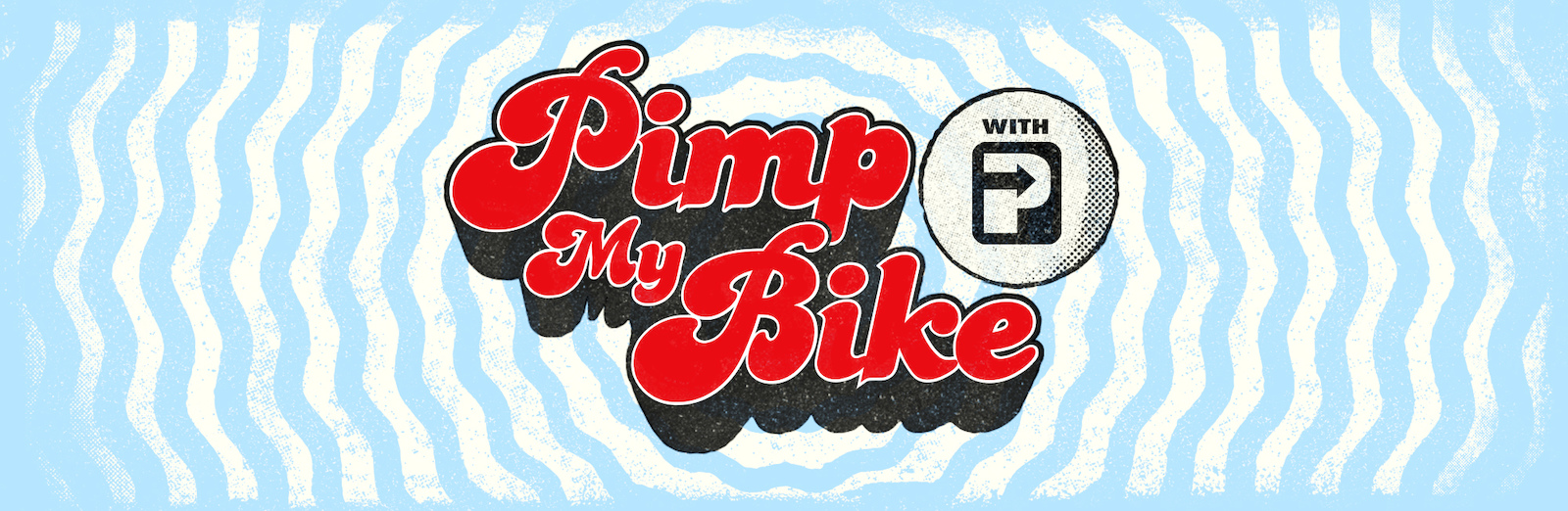 Pimp My Bike Giveaway Contest banner