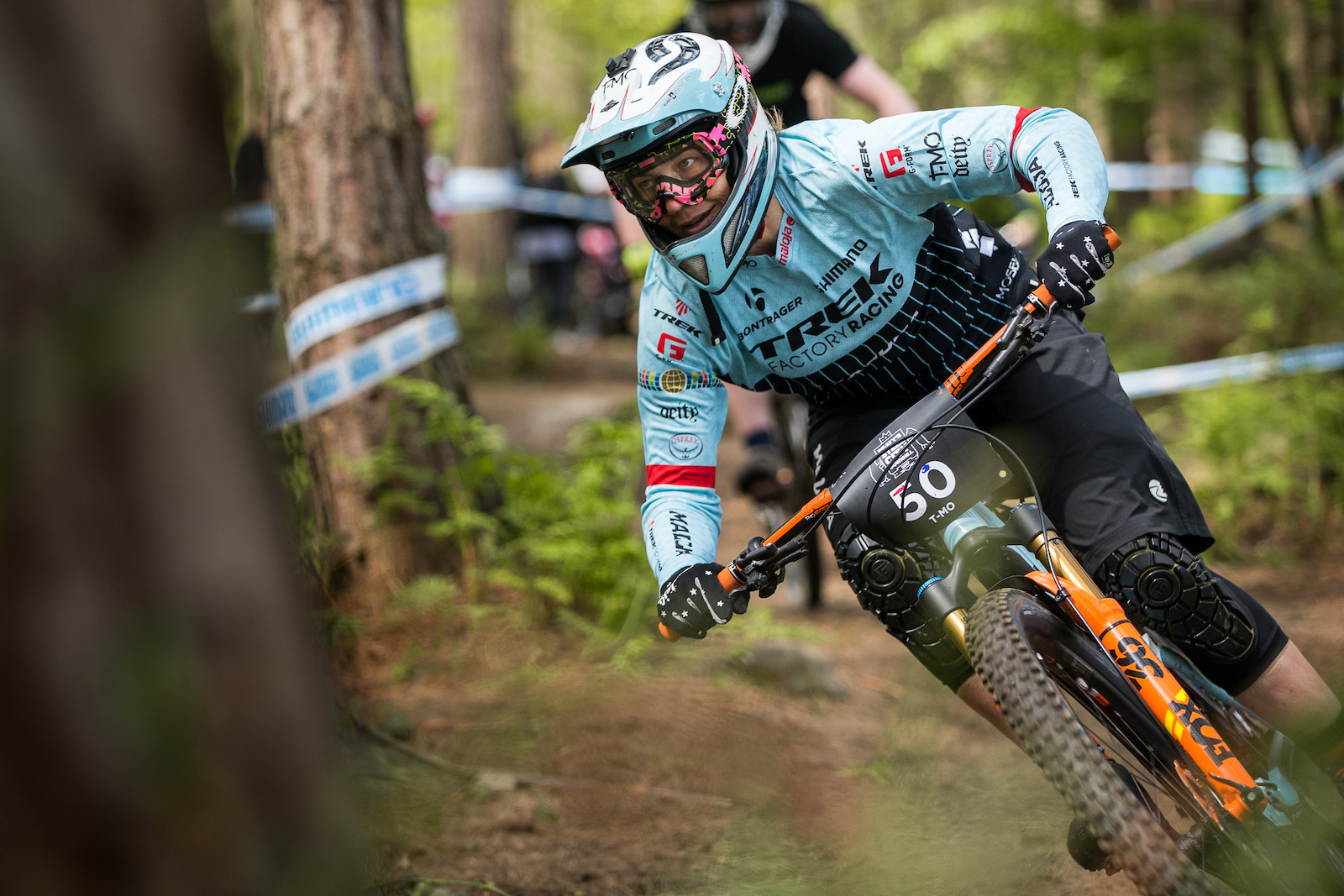 Another win for Tracey Moseley who flew back from the Nove Mesto XC the day before the race