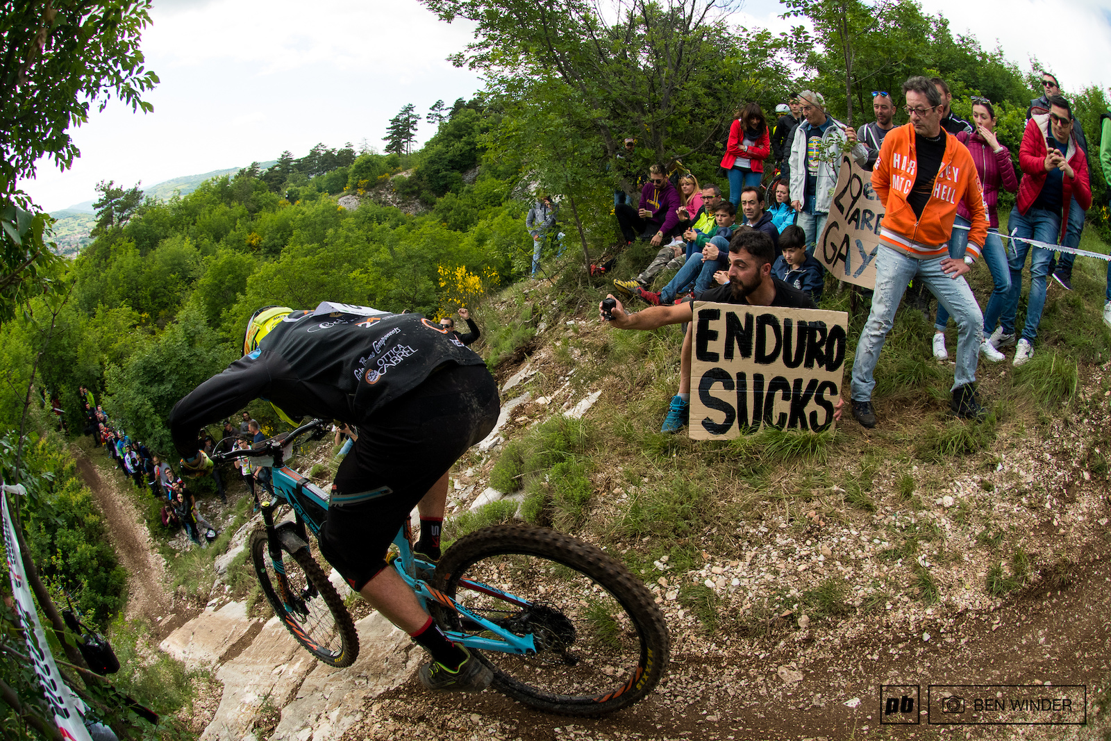 Superenduro Round One 2017 Gualdo Tadino