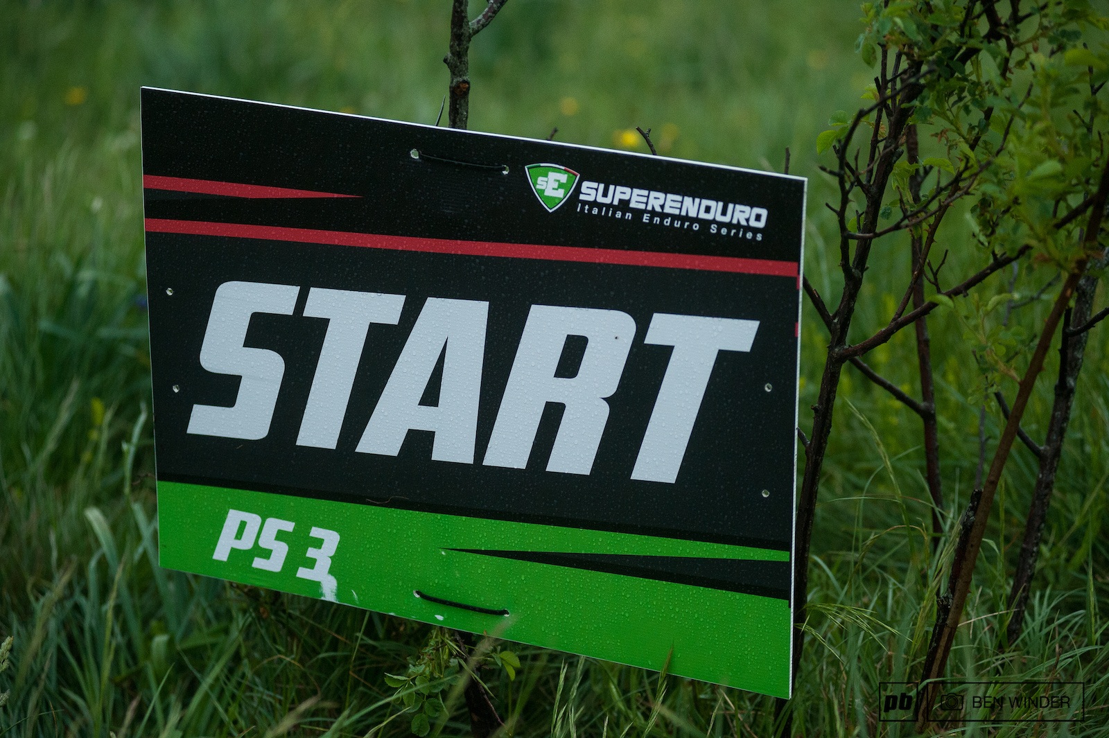 Due to the cancelled stage PS3 now became the first stage of the day and was also raced twice.