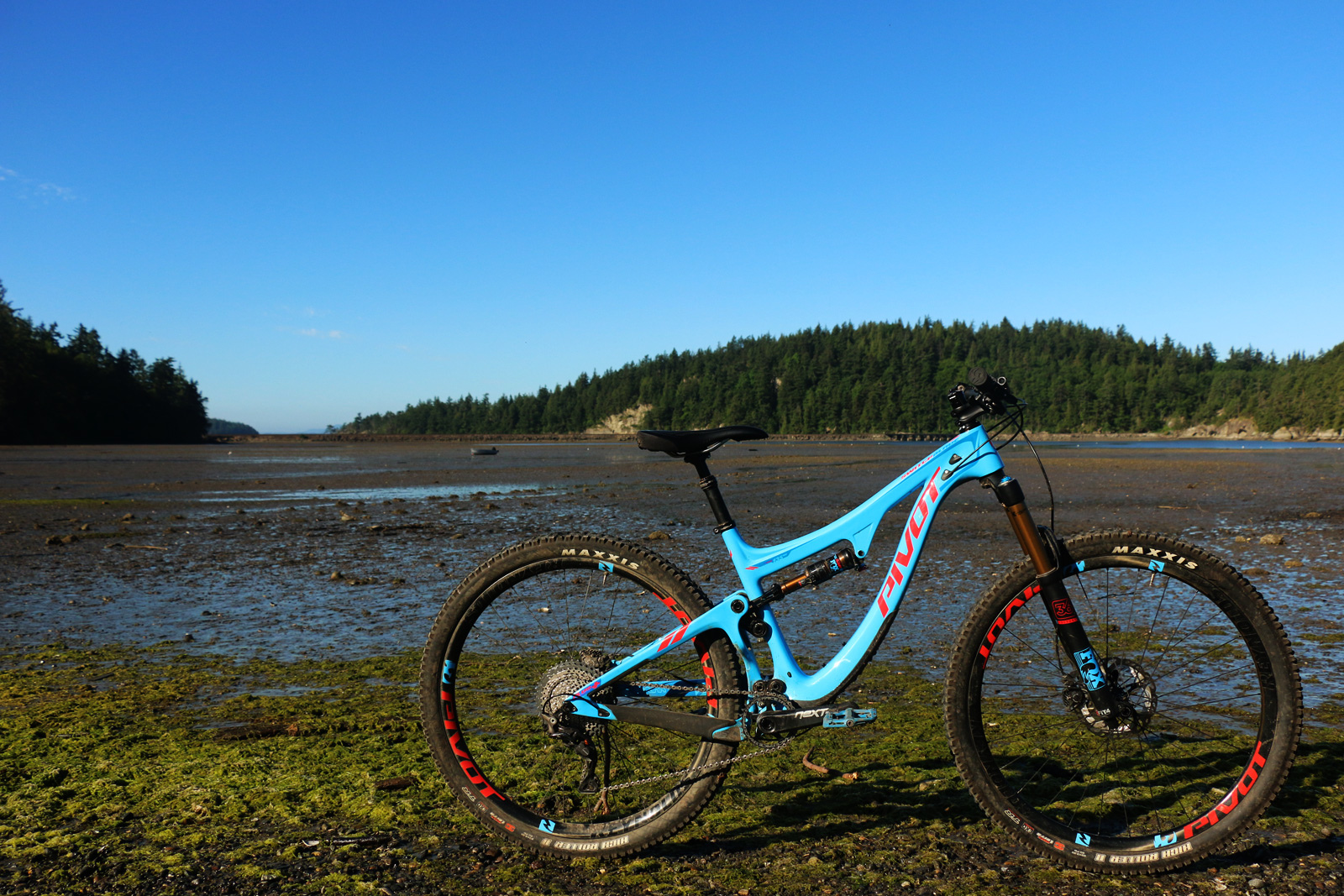 Pivot Switchblade bike review by Vernon Felton
