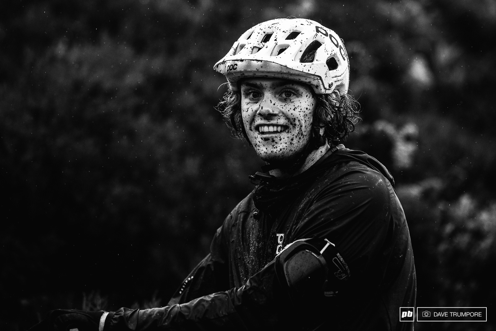 Another day on the Enduro Wet Series Tour. When the weather gets foul you might as well just smile and enjoy the ride.