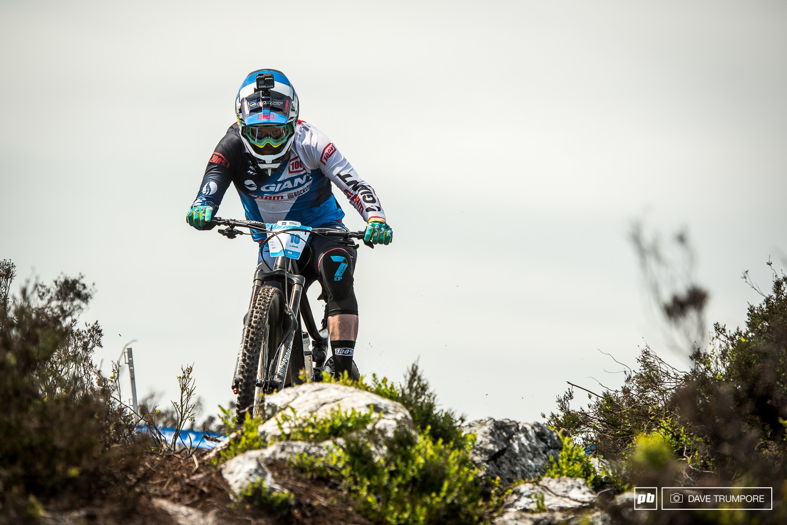 Josh Carlson loves the tracks here in Ireland and can t wait to race in front of all the wild fans tomorrow.