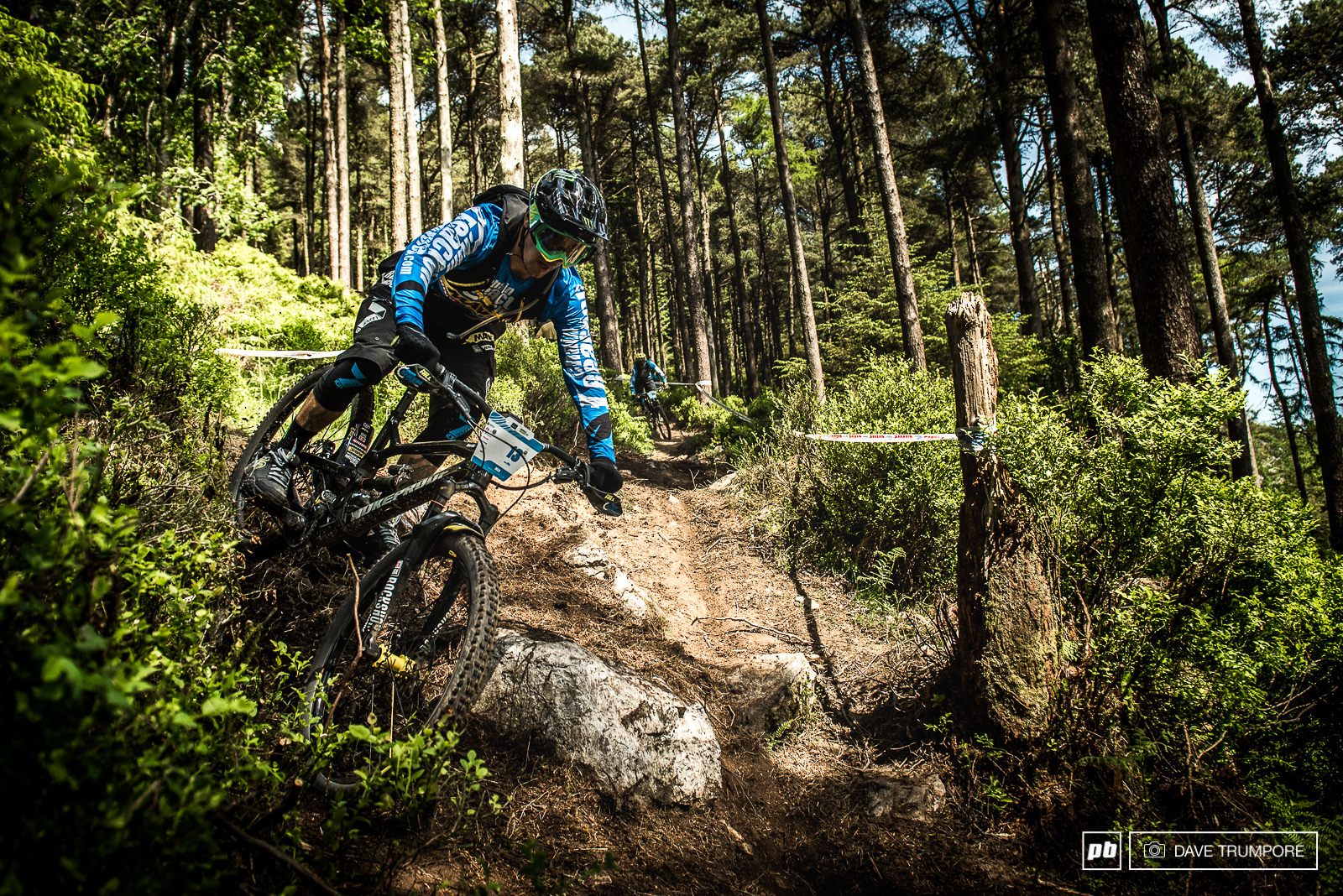 Sam Hill loves the natural trails here and as he has been in each round this year will be a podium threat on Sunday.