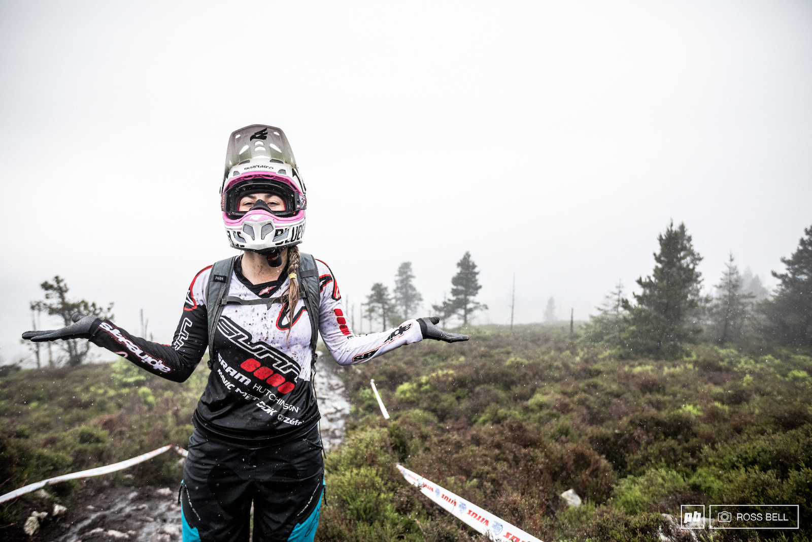 What can you do The Enduro Wet Series continues.