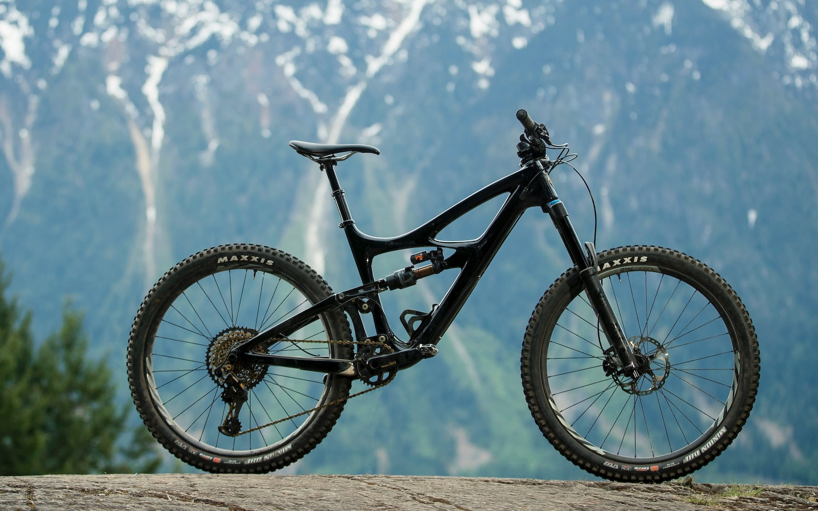 6d9fa9e43e2 Ibis' New HD4 - Review - Pinkbike