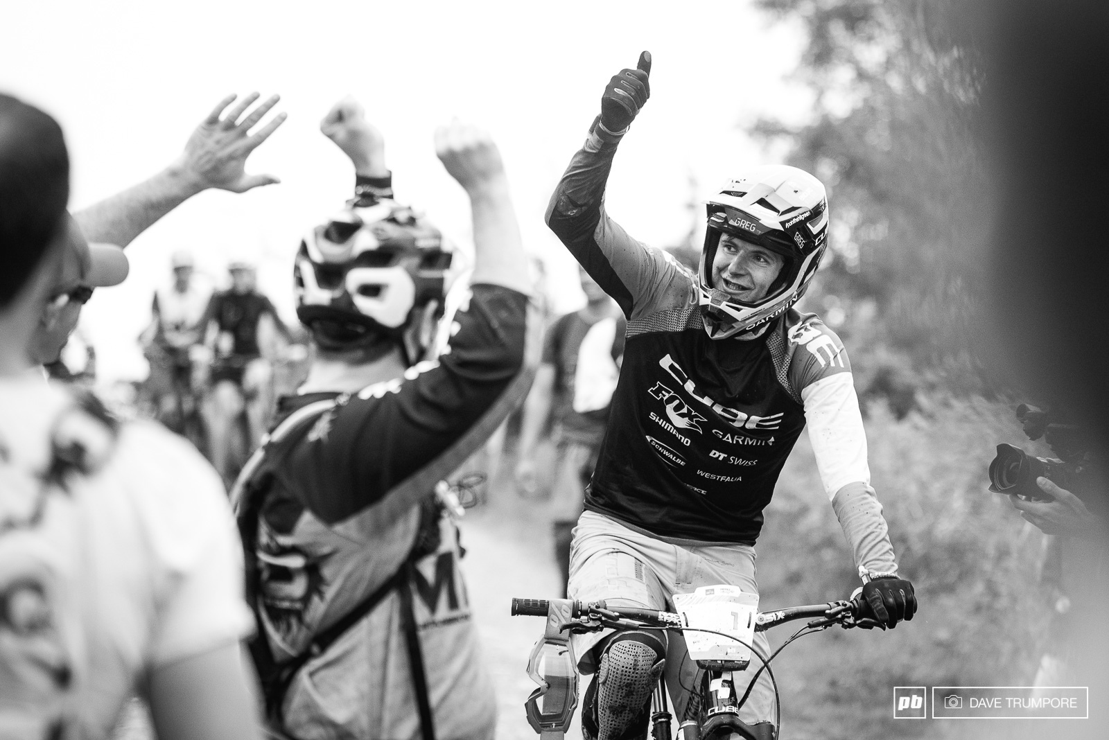 Greg Callghan will always be the people champion in Ireland whether he finishes first or last.