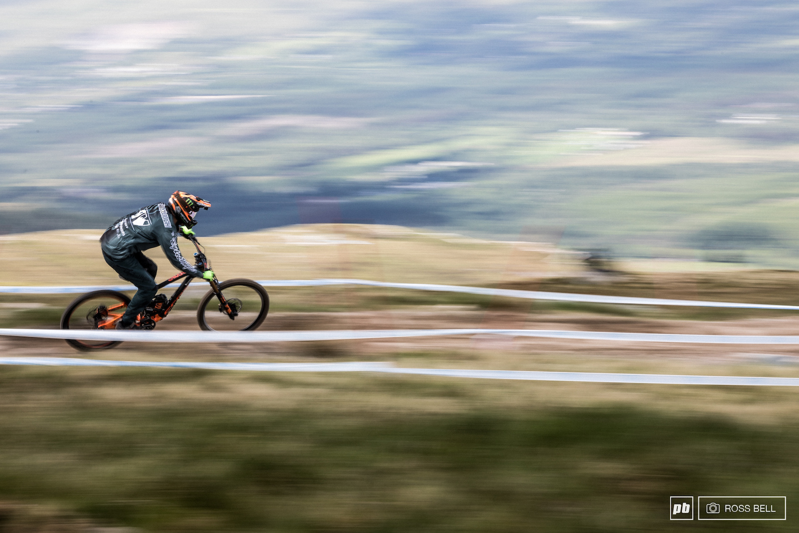 After all the hype surrounding the Deathgrip launch Brendan Fairclough turns his attention back to the track.