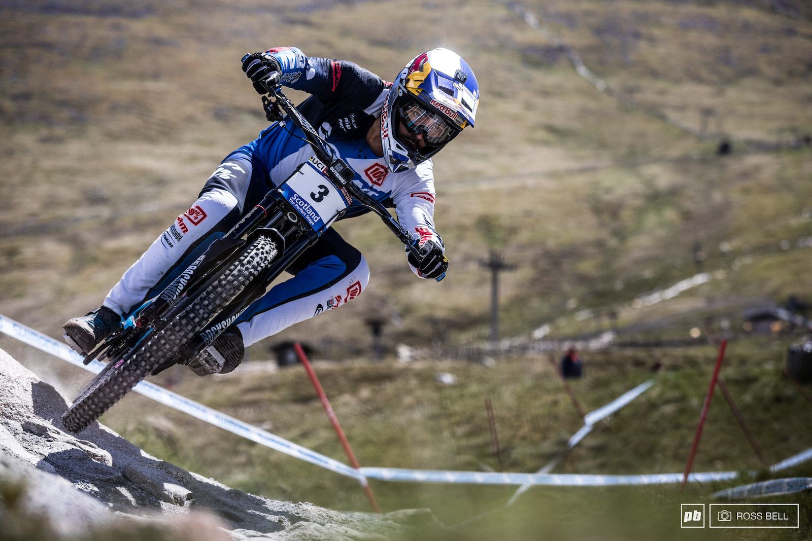 Marcelo Gutierrez and Fort William are a good combination. The Colombian scored his first podium here and will hope for more of the same come Sunday.