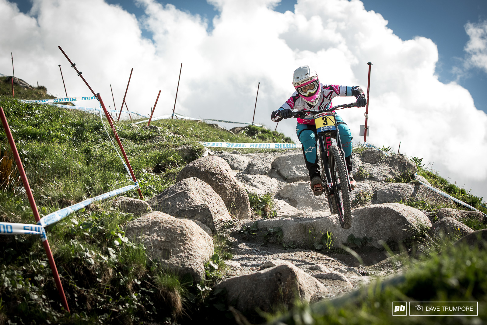 AF fter a 2nd to kick off the season in Lourdes Tracey Hannah is looking to keep the consistency going in Scotland.
