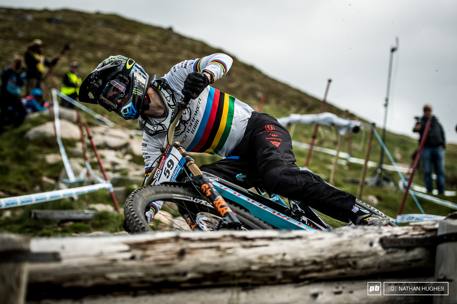 Zero Fort William wins to his name but a rainbow striped arrow in his quiver... it s all eyes on Danny Hart this Sunday.