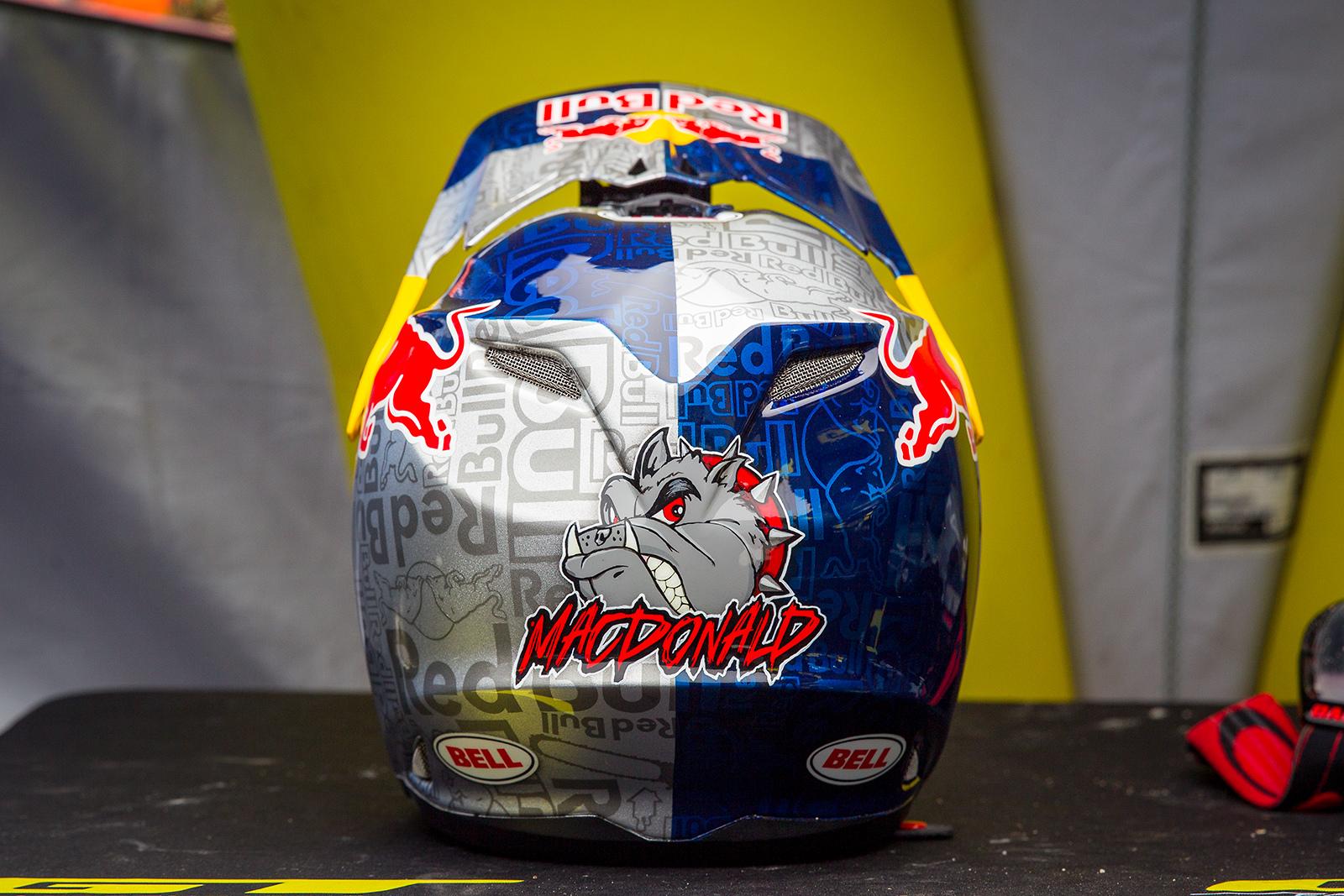 Helmet Feature