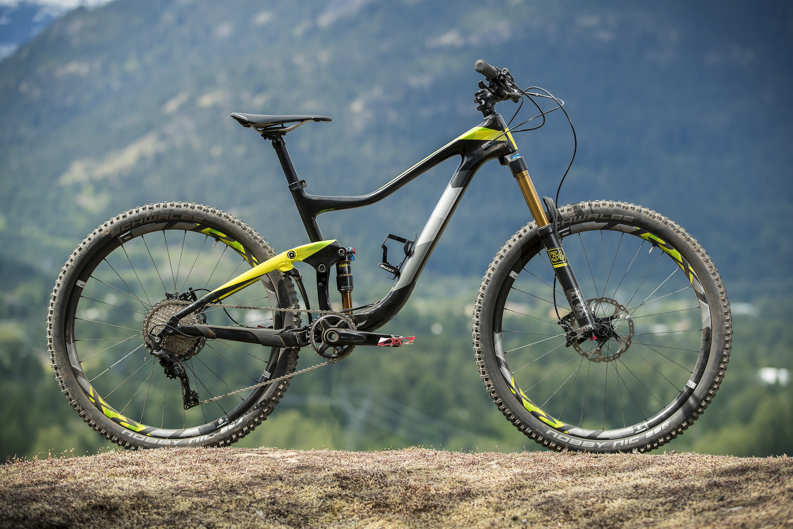 532d604222c Giant Trance Advanced 1 - Review - Pinkbike