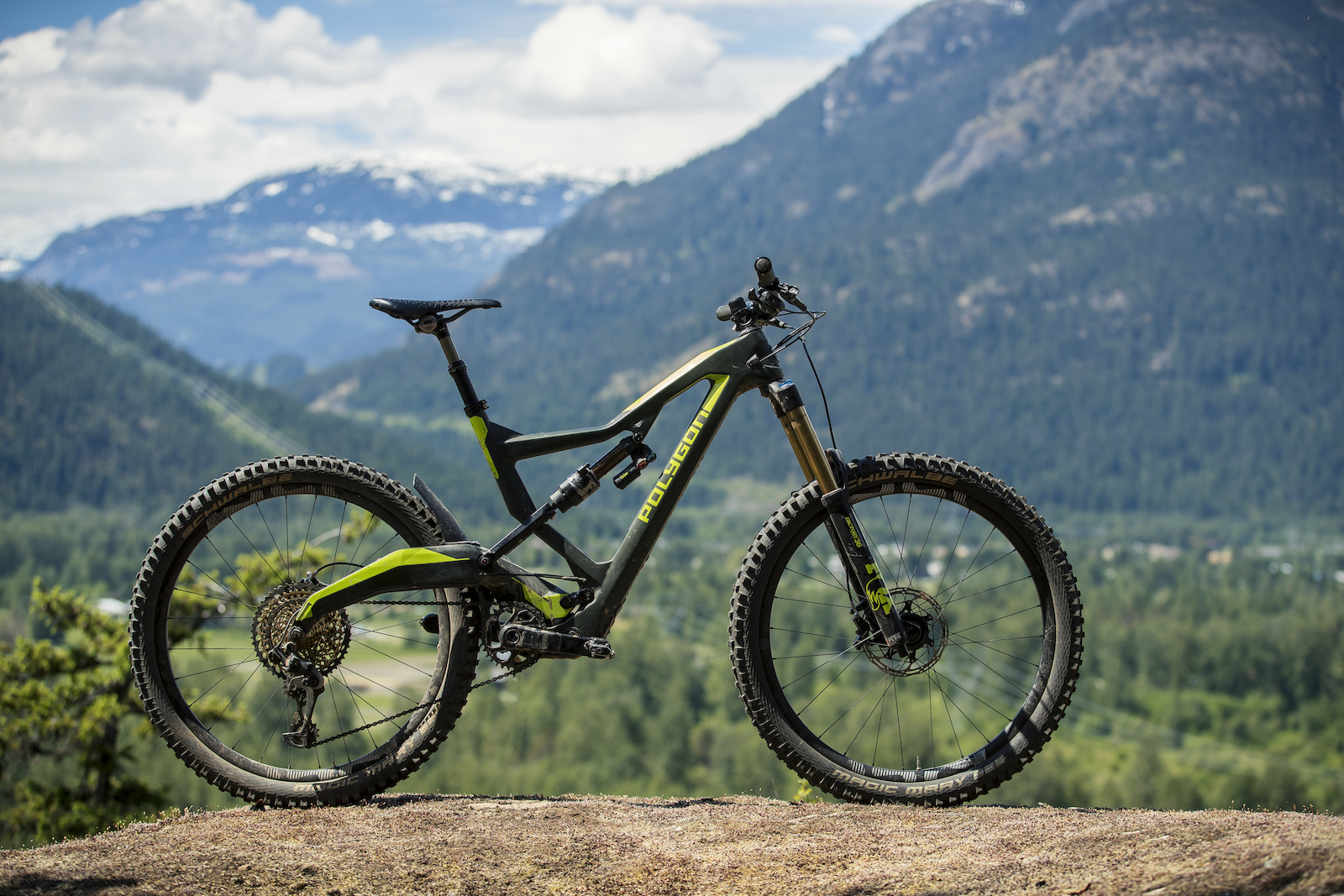 f701e2462f8 Is Polygon's Square One EX9 the Elusive 'One Bike'? - Review - Pinkbike