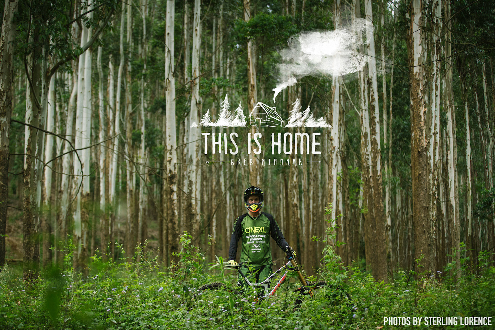 Greg Minnaar This is Home - Photo Epic