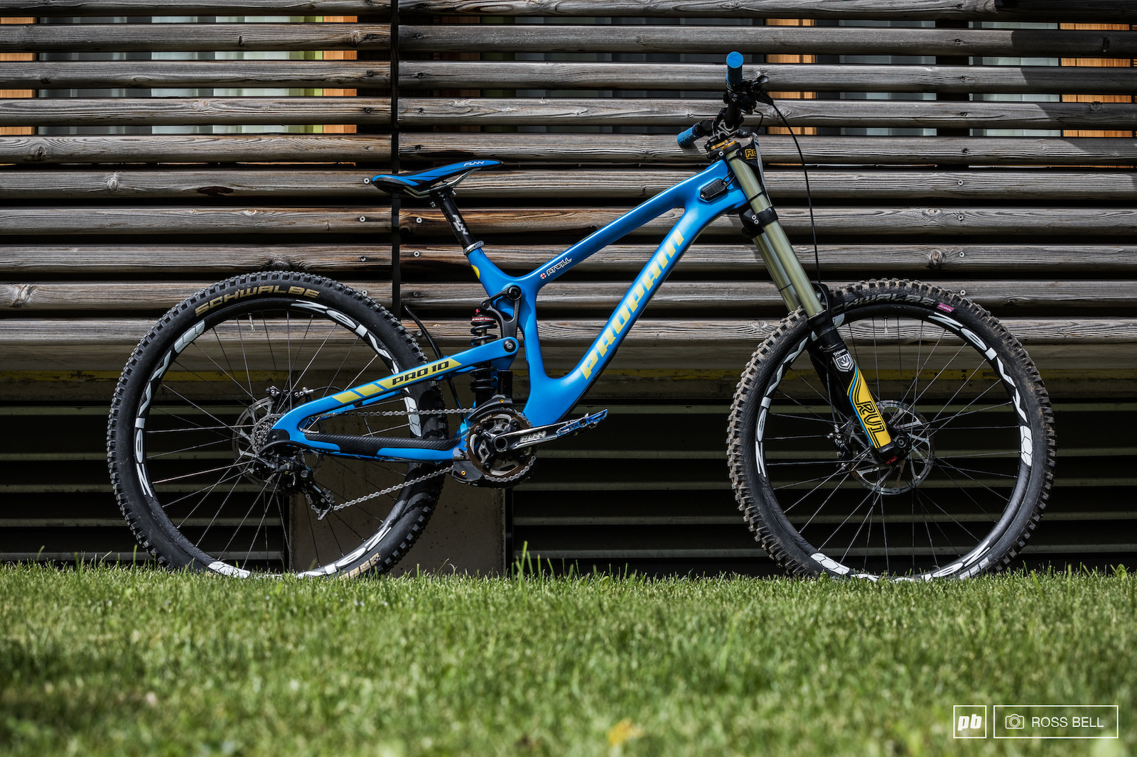 Phil Atwill Bike Check