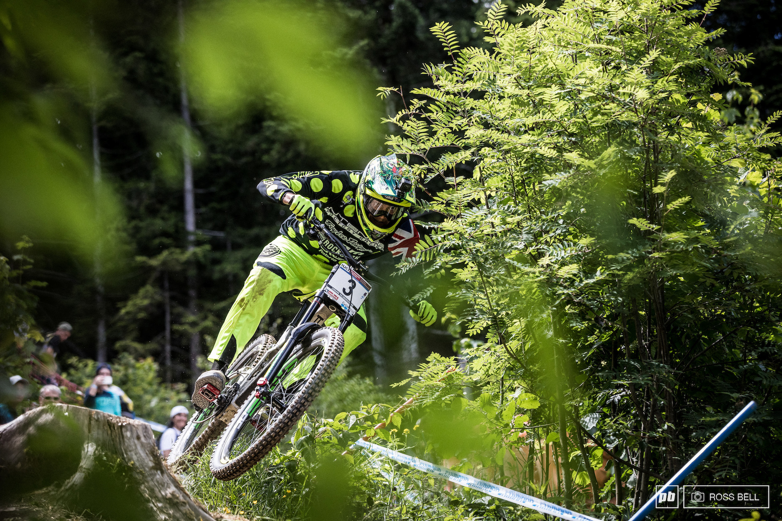 Jack Moir has some work to do tomorrow if he is to repeat his Fort William success.
