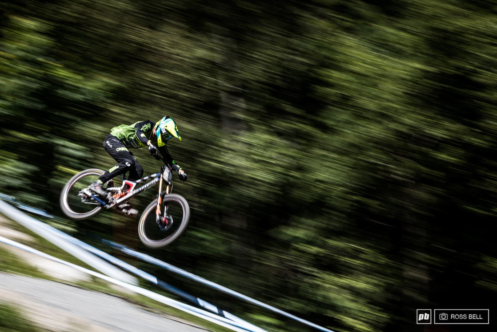 Can Greg Minnaar respond to Aaron Gwin s pace in Andorra or will someone else get a look in